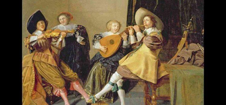 Барокова музика - Бах, Хендел, Букстехуде