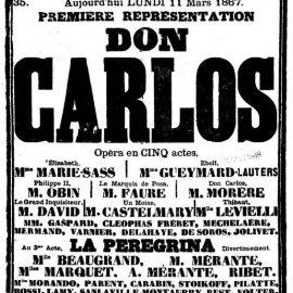 Дон Карлос - опера от Джузепе Верди